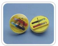 Pin etichete antifurt detasabile cu cerneala INK PIN-2 pentru porti antifurt
