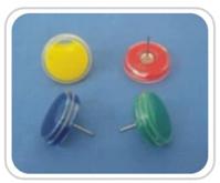 Pin etichete antifurt detasabile cu cerneala INK PIN-4 pentru porti antifurt
