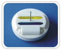 Pin etichete antifurt detasabile cu cerneala INK PIN-5 pentru porti antifurt